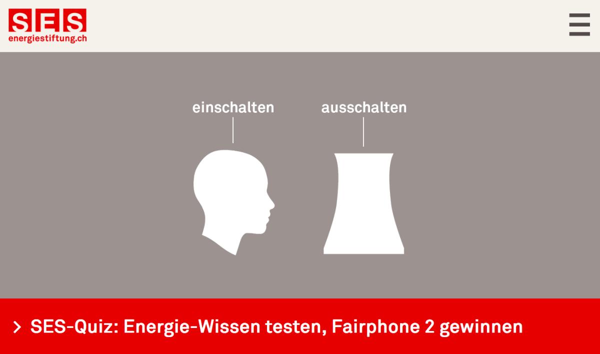 Energie-Quiz